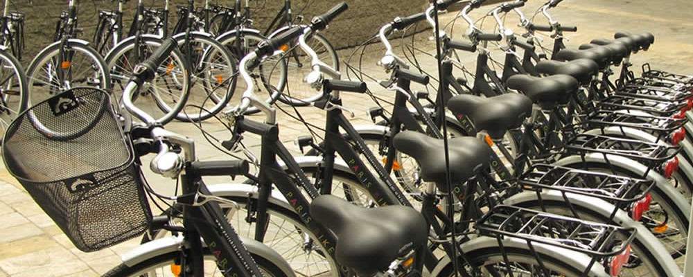 flotte de vélo