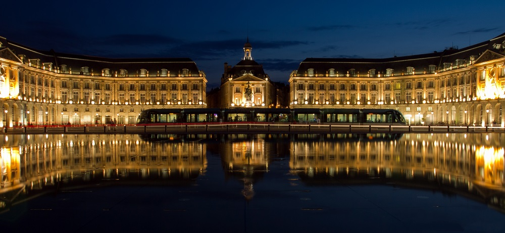 Centre-ville de Bordeaux
