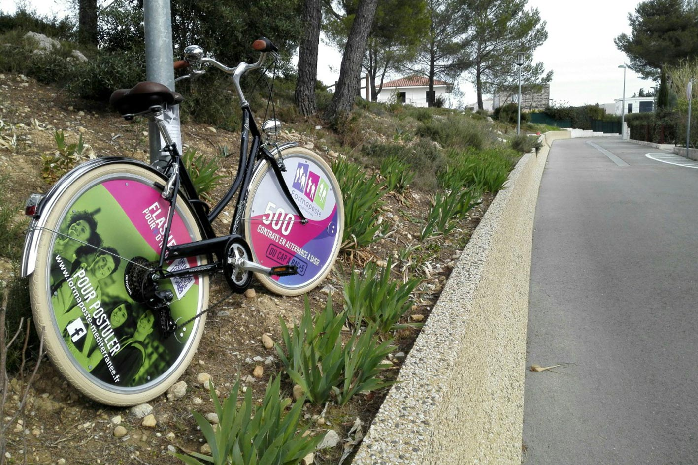 Vélo Formaposte