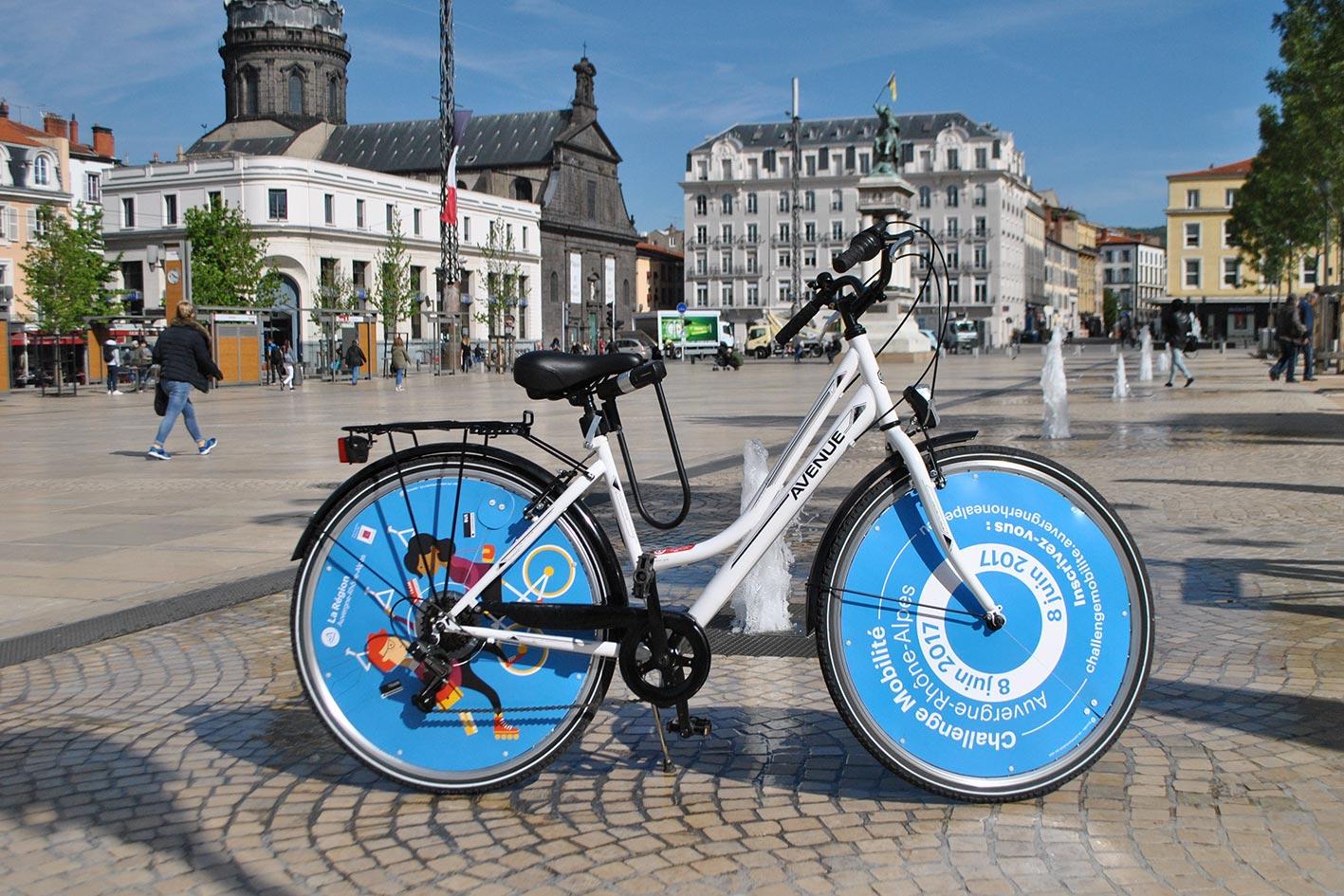 ARA vélo Challenge Mobilité