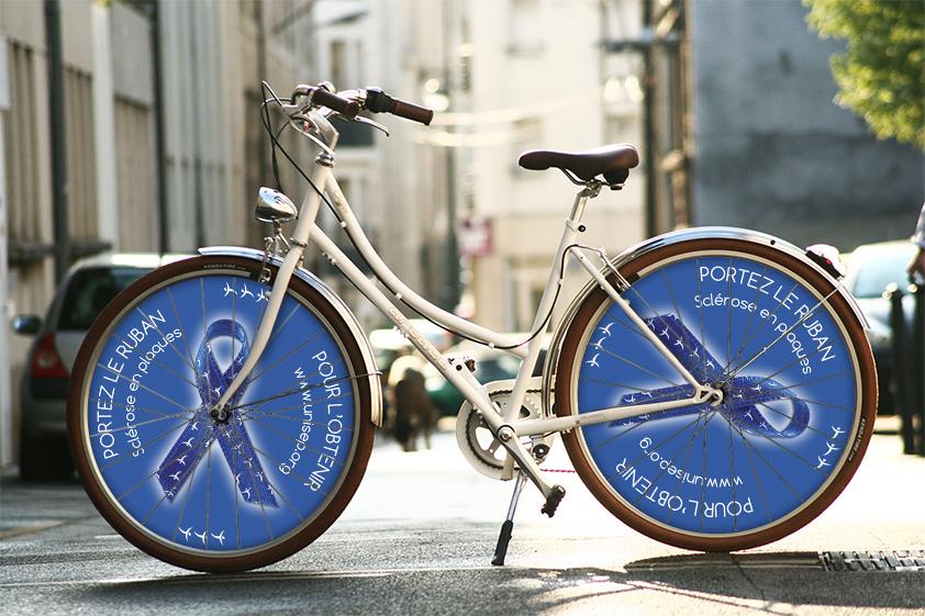 Vélo Genzyme