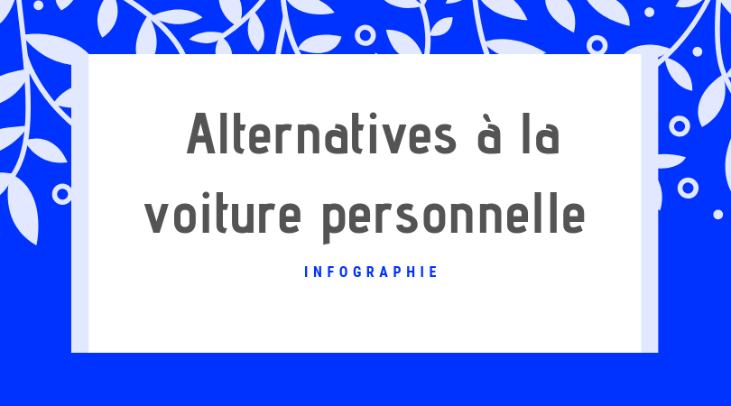 Alternatives à la voiture personnelle