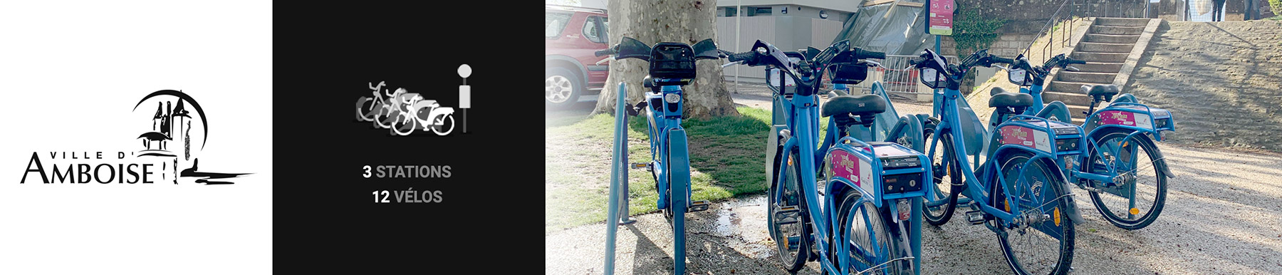 Vélos-en-libre-service