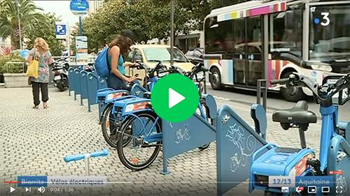 Reportage-Ecovelo-Biarritz