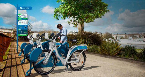vélo libre-service ecovelo ile de nantes démo