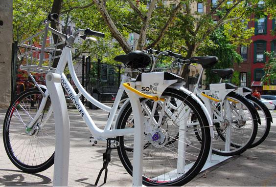social bikes, ancien service de vélo en libre-service de Lime