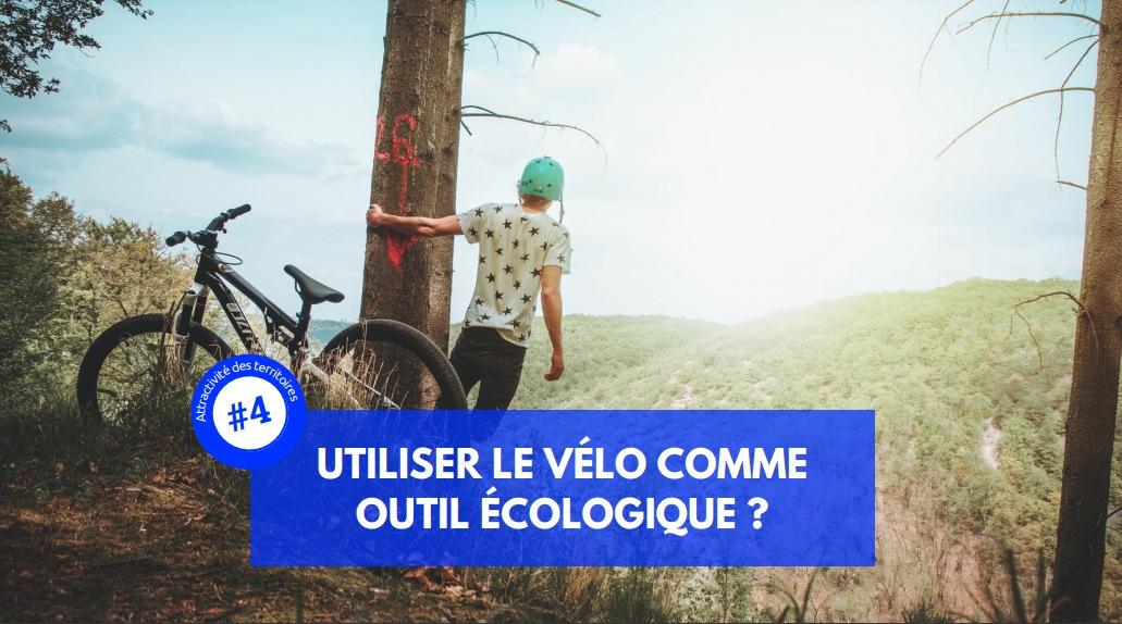 Utiliser le vélo comme outil écologique